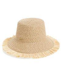 Eric Javits - 'tiki' Bucket Hat - - Lyst