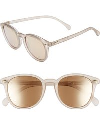 Le Specs - 'bandwagon' 51mm Sunglasses - - Lyst