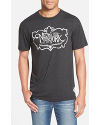 7th Inning Stretch - 'ny Athletic Club' Graphic T-shirt - Lyst
