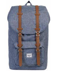 Herschel Supply Co. - Little America Crosshatch Backpack - Lyst