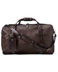 Filson | Weatherproof Leather Duffel Bag | Lyst
