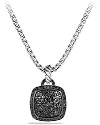 David Yurman - 'albion' Pendant With Diamonds - Lyst