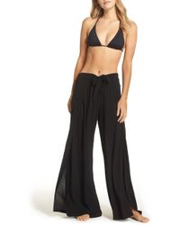 Becca - Modern Muse Cover-up Flyaway Pants - Lyst