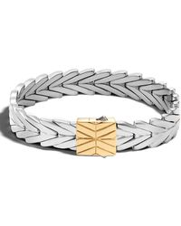 John Hardy - 'classic Chain' Bracelet - Lyst
