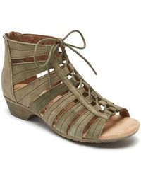 Cobb Hill | 'gabby' Lace-up Sandal | Lyst