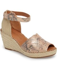 Gentle Souls - By Kenneth Cole Charli Espadrille Wedge - Lyst