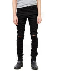 Blank NYC - Skinny Fit Jeans - Lyst