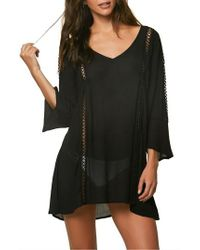 O'neill Sportswear - Estella Cover-up Dress - Lyst