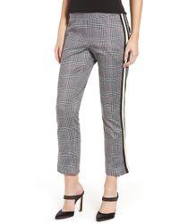 Pam & Gela - Side Stripe Crop Pants - Lyst