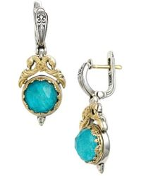 Konstantino - 'iliada' Double Drop Earrings - Lyst