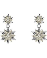 Lagos - North Star Drop Earrings - Lyst