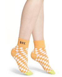 Richer Poorer - Drive Ankle Socks - Lyst