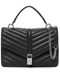 Botkier - Dakota Quilted Leather Top Handle Bag - - Lyst