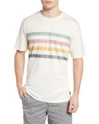 Hurley - X Pendleton Glacier T-shirt - Lyst