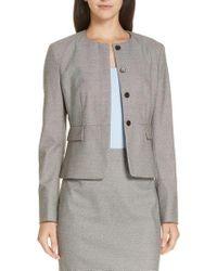 BOSS - Jokile Suit Jacket - Lyst