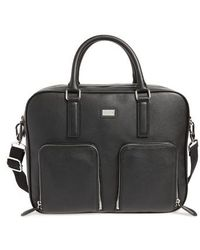 Ted Baker - Toother Leather Briefcase - Lyst