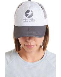 Oiselle - Trucker Cap - Lyst