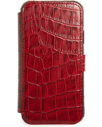Sena - Walletbook Iphone X/xs/xs Max & Xr Case - Lyst
