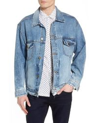 Hudson | Denim Trucker Jacket | Lyst