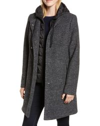 MICHAEL Michael Kors - Hooded Jacket - Lyst