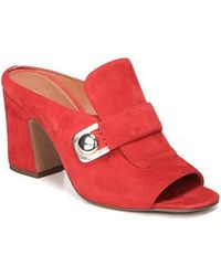 Sarto - Rosalie Block Heel Sandal - Lyst