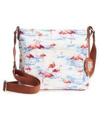 Tommy Bahama - Siesta Key Waterproof Nylon Crossbody Bag - Lyst