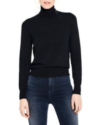 Ayr - Le Square Turtleneck Sweater - Lyst