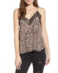 Zadig & Voltaire - Christy Print Camisole - Lyst