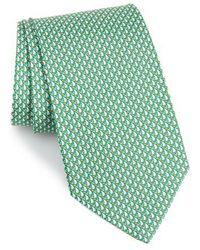 Ferragamo - Eolo Print Silk Tie - Lyst