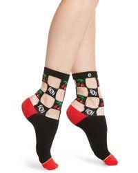 Stance - Schooled You Anklet Socks - Lyst