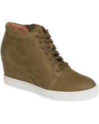 Caslon - Caslon Axel Wedge Sneaker - Lyst