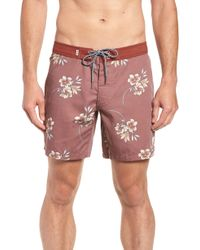 Rhythm - Cantina Swim Trunks - Lyst