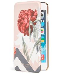 Ted Baker - Palace Gardens Iphone 7/8 & 7/8 Plus Case - Lyst