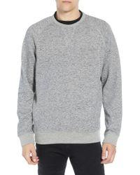 French Connection - Winning Regular Fit Sweatshirt - Lyst