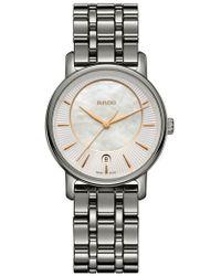 Rado - Diamaster Bracelet Watch - Lyst