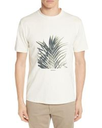 Norse Projects - James Palm Graphic T-shirt - Lyst