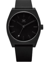 adidas Process Silicone Strap Watch