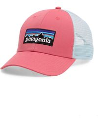 Lyst - Patagonia Torpedo Crew Trucker Hat in Green for Men 418ee70a3a0f