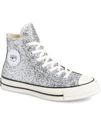 Converse - X Chiara Ferragni Two Tone High Top Sneaker - Lyst