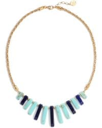 Gas Bijoux - Cascade Bib Necklace - Lyst