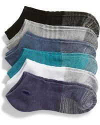 Ralph Lauren - 6-pack Ankle Socks - Lyst