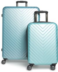 Nordstrom - Chevron 29-inch & 18-inch Spinner Luggage Set - Lyst