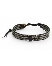 Chan Luu - Semiprecious Stone Statement Bracelet - Lyst