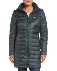 Patagonia | 'radalie' Water Repellent Parka | Lyst