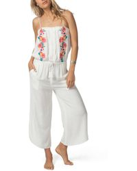 Rip Curl - Cali Dreaming Jumpsuit - Lyst