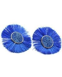 Mishky - Medium Sun Earrings - Lyst