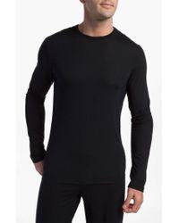 CALVIN KLEIN 205W39NYC - 'u1139' Micromodal Long Sleeve T-shirt - Lyst