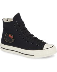 Converse - X Hello Kitty Chuck Taylor All Star Ct 70 High Top Sneaker - Lyst