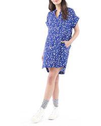 Loyal Hana - Cybelle Maternity/nursing Shirtdress - Lyst