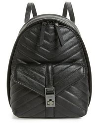 Botkier - Dakota Quilted Leather Backpack - - Lyst